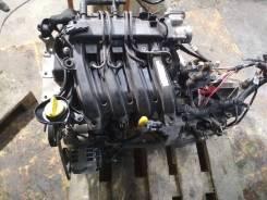 Двигатель Renault Sandero 1 2011 [0123079763]