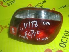 Стоп-сигнал Toyota VITZ [52004], правый