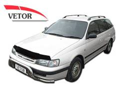 Дефлектор капота (мухобойка) Toyota Caldina 190 1992-1997г