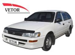 Дефлектор капота (мухобойка) Toyota Corolla 100 1991-1995г