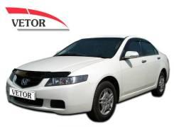 Дефлектор капота (мухобойка) Honda Accord 2006-2008г