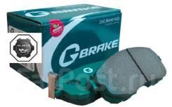 Комплект тормозных колодок Suzuki Swift GP-00051 G-Brake Япония