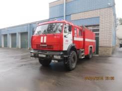 Автоцистерна пожарная АЦ 3,0-40 (4326)