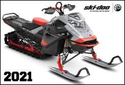 Снегоход BRP Ski-Doo Summit X Expert 154 850 E-TEC Turbo SHOT Gray 2021, 2020