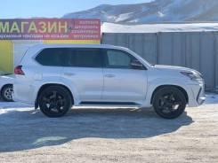 """Новые 22"""" зимние колёса на LX570 и др"""