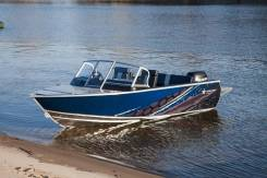 Лодка алюминевая Realcraft 510