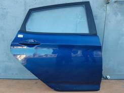 Дверь задняя правая Hyundai Solaris 1 в сборе хэтч