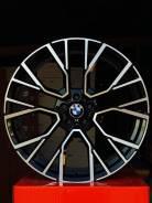 [R20Store] Диск литой 809M BMW Replica R21 5*112 разноширокие наличие