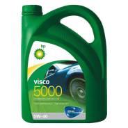 Моторное масло BP Visco 5000 5W-40 SN синтетическое 4 л.