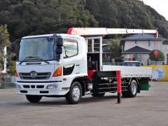 Hino Ranger, 2012