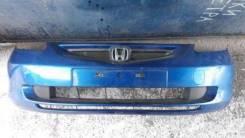 Бампер передний контрактный Honda Fit F GD1