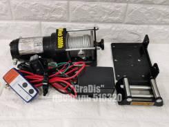 Лебедка Electro Winch 12v 3000lbs/1361кг. Железо. Доставка бесплатно.