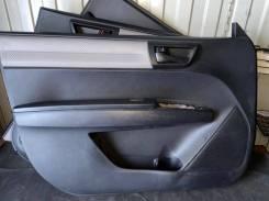 Обшивка двери передняя левая Toyota Corolla Axio NZE161