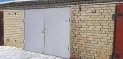 Капитальный гараж 4,2х6 метров