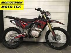 Кроссовый мотоцикл BSE Z3 250e Red Black 21/18 1, оф.дилер МОТО-ТЕХ, Томск, 2021
