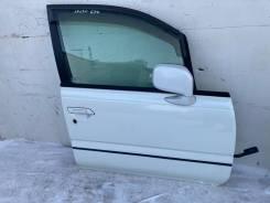 Дверь передняя правая. Nissan Bassara JNU30 KA24DE 4WD.