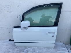 Дверь передняя левая. Nissan Bassara JNU30 KA24DE 4WD.