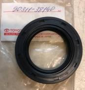 Сальник хвостовика раздатки Toyota 9 0311-38140