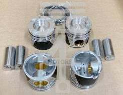 Поршень с кольцами и пальцем 0.50 Mercedes OM651955 EPNS0323050
