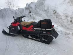 BRP Ski-Doo Skandic, 2017