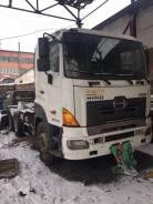 Продается по запчастям грузовик Hino 700