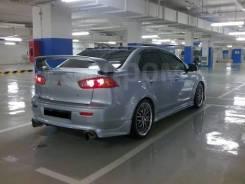 Спойлер Mitsubishi Lancer X стиль EVO 2007+