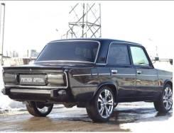 Спойлер крышки багажника Lada 2101-2107 1970-2012