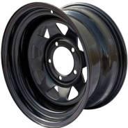 J&L Racing Арт. J153-02 8J*R15 5*139,7 ET-19 DIA110,1 Чёрный с колпаком