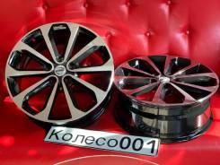 Новые литые диски Nissan 85163 R18 5/114.3 bfm