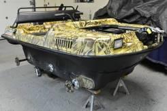 Ремонт и техническое обслуживание вездеходов Argo