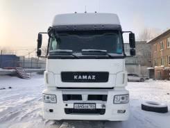 КамАЗ 5490-NEO, 2018