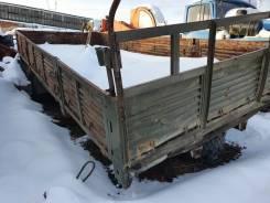 Бортовая платформа б/у 5,7 метра на Урал