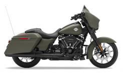 Harley-Davidson Street Glide, 2021