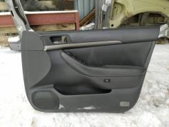 Обшивка двери передней правой Toyota Avensis AZT250