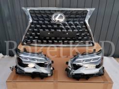 Рестайлинг комплект Lexus GX 460 13-2019 г стиль 2020г