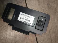 Кнопка корректора фар Citroen C4 B7