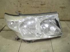 Стекло фары правой Toyota Land Cruiser 200 2008> [8113060D12]