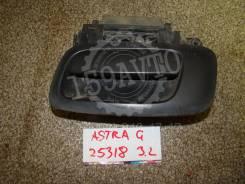 Ручка двери наружная левая Chevrolet Viva 2004-2008 [9227373]