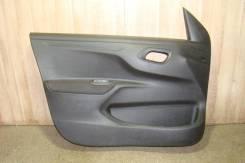 Обшивка двери передней левой Citroen C-Elysee 2012> [96783677ZD]