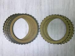 Комплект дисков сцепления АКПП MPS6 (6DCT450) FORD / Volvo PowerShift