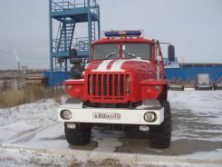 Урал пожарный 5662АД, 2009