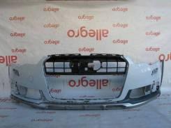 Audi A6 C7 бампер передний 2011+