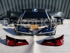 Рестайлинг Комплект Lexus Is 250 05-2013 г Красные фонари