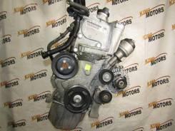 Контрактный двигатель Шкода Фабия 1,6 i BTS