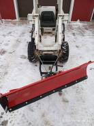 Продам снеговой отвал. уневерсальный для мини трактора. квадроцикла. и тд