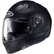 Шлем HJC i70 SEMI FLAT Black