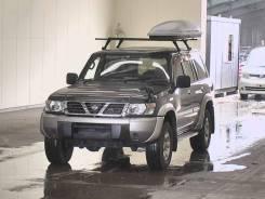Кузов Nissan Safari WGY61 (TD42T)