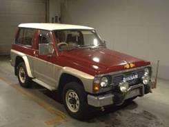 Кузов Nissan Safari VRY60 (TD42)