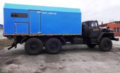 Передвижная паровая установка ППУА 1600/100 Урал 5557