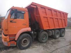 КамАЗ 6540, 2007